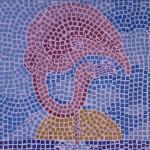 Flamingo mosaic, Laura