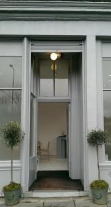 Art Club entrance